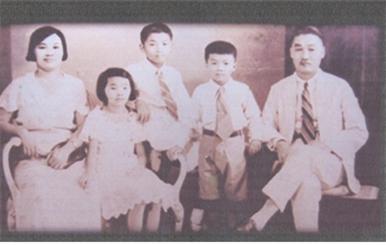 장윤원 가족
