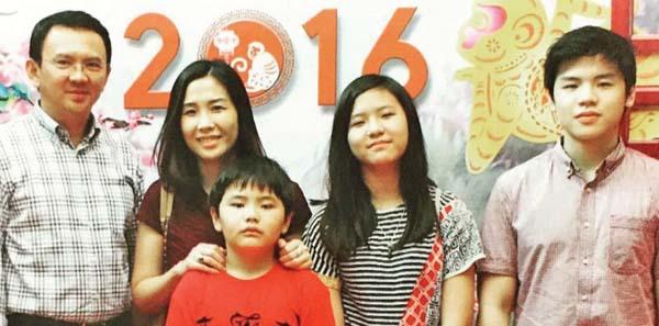 Keluarga Ahok