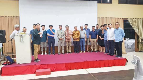 제4대 한인회 임원진