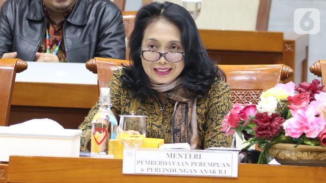 여성아동보호부(PPPA) 빈탕 다르마와티 장관