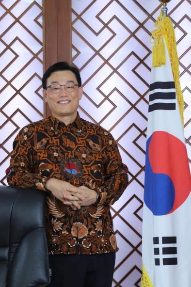 주인도네시아 대사관 박태성 대사
