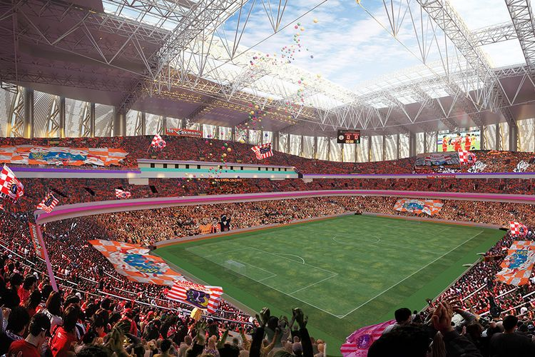 Jakarta International Stadium 3