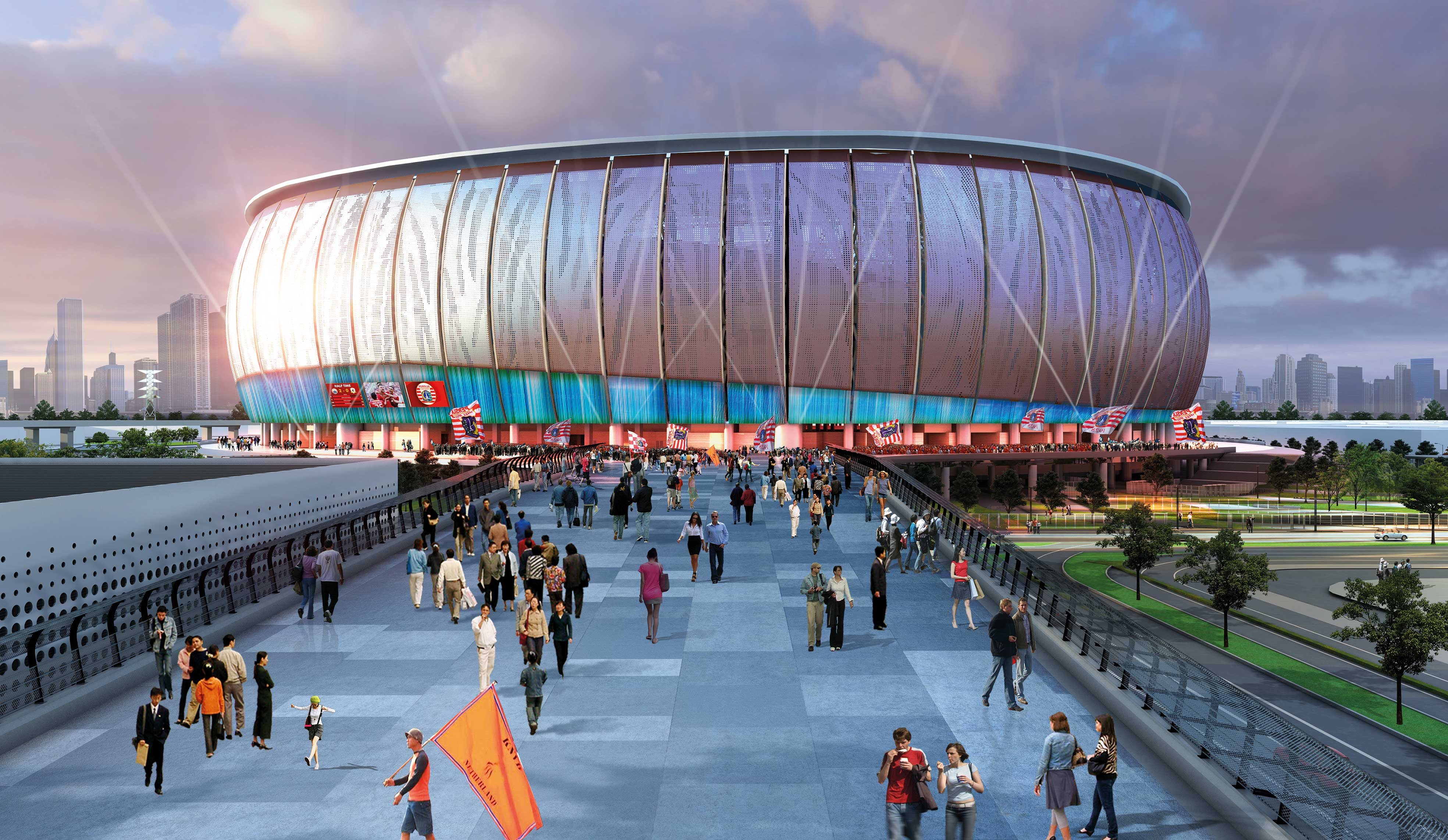 Jakarta International Stadium (3)