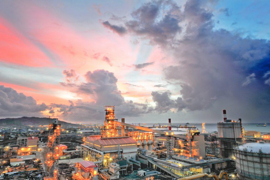PT. Krakatau POSCO - Plant Panorama