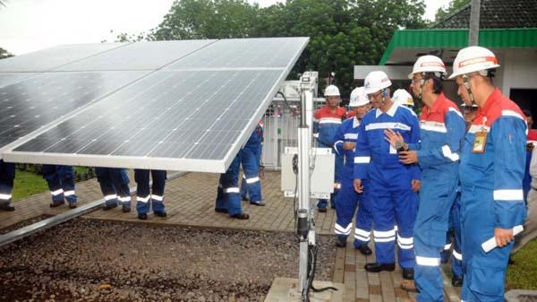 Green Energy Station-1